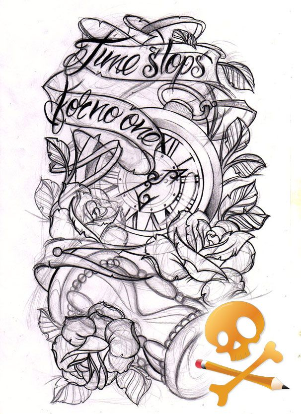 commission sketch H by *WillemXSM on deviantART | tattoos ...