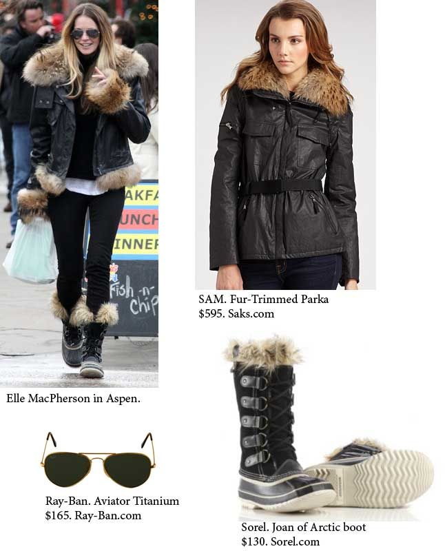 Get The Look Sorel Boots For Sundance My Fashion Sense