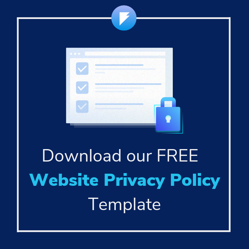 Download Our Free Website Privacy Policy Template Website Privacypolicy Privacy Policy Template Resources Policy Template Templates Privacy Policy