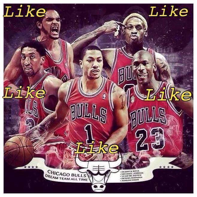 Chicago bulls dream team all time chicago bulls pinterest top five starting lineup chicago bulls voltagebd Images