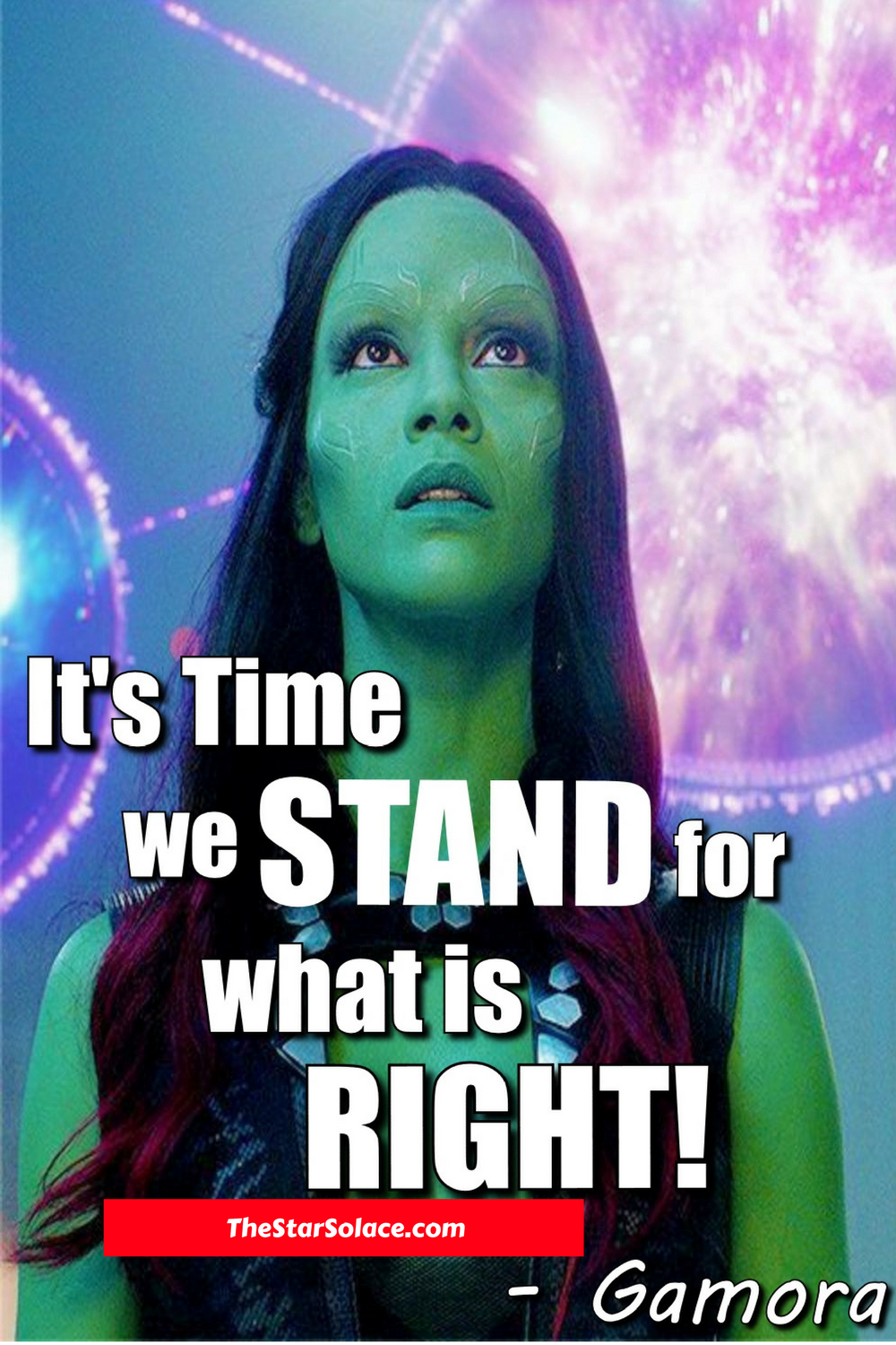 Gamora Guardians Of The Galaxy 2 Movie Quotes Words Life Motivation Inspiration Inspirational Words Of Wisdom Inspirational Quotes Inspirational Words