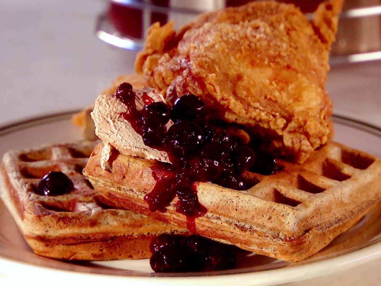 Buckwheat Waffles   Receta