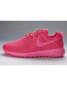 best sneakers 2af67 ccf87 Runing shoes Nike Roshe Run Womens Pink Amour Pattern Mesh Junior