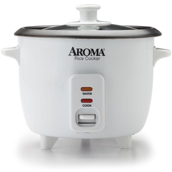 6-Cup (Cooked) Pot-Style Rice Cooker @AromaHousewares - the perfect little rice cooker! Makes a perfect little gift! Got mine at the Walmart.