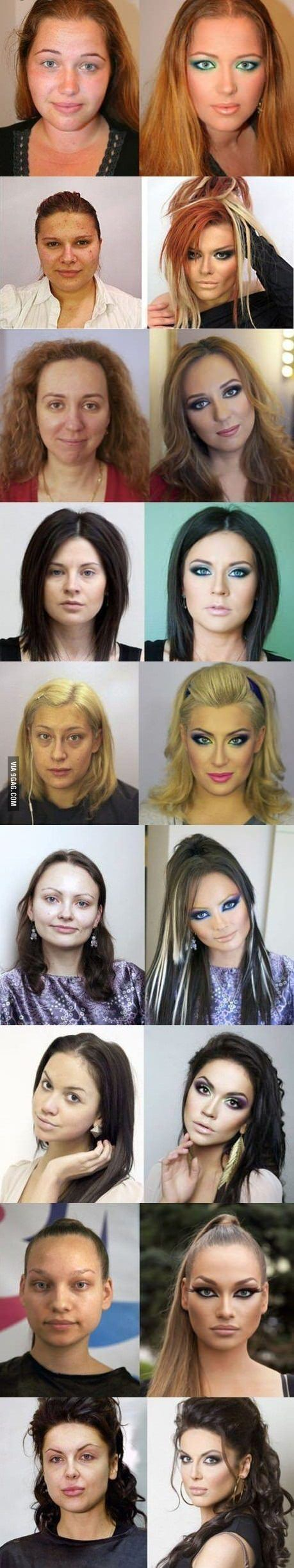 That S How Alcohol Works Before And After Makeup