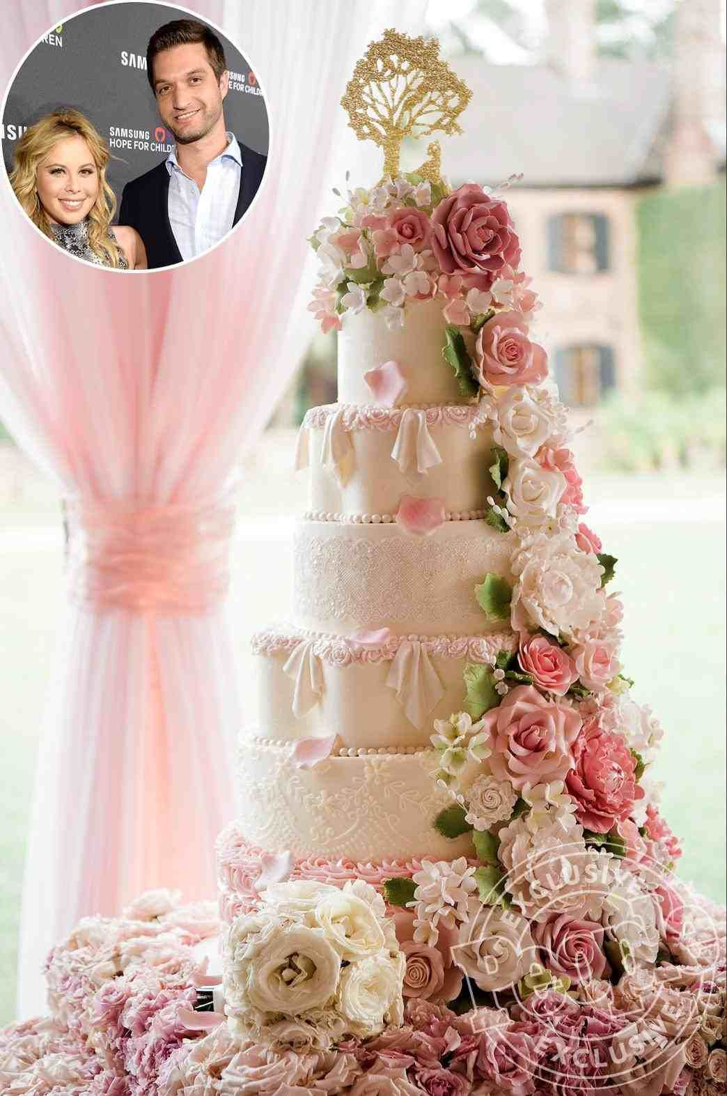 Carrie Underwood Wedding Cakes