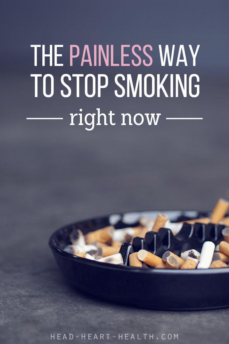 40 ways to quit smoking yourself