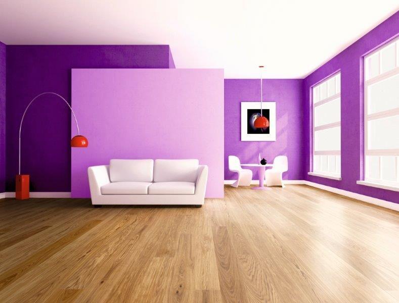 moderne landhausdiele von hain parkett vivan eiche geb rstet ge lt parkett bei. Black Bedroom Furniture Sets. Home Design Ideas