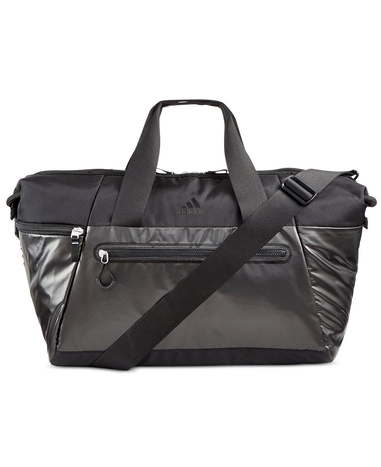 adidas Studio Duffel Bag - Women - Macy s  1635762ab6a