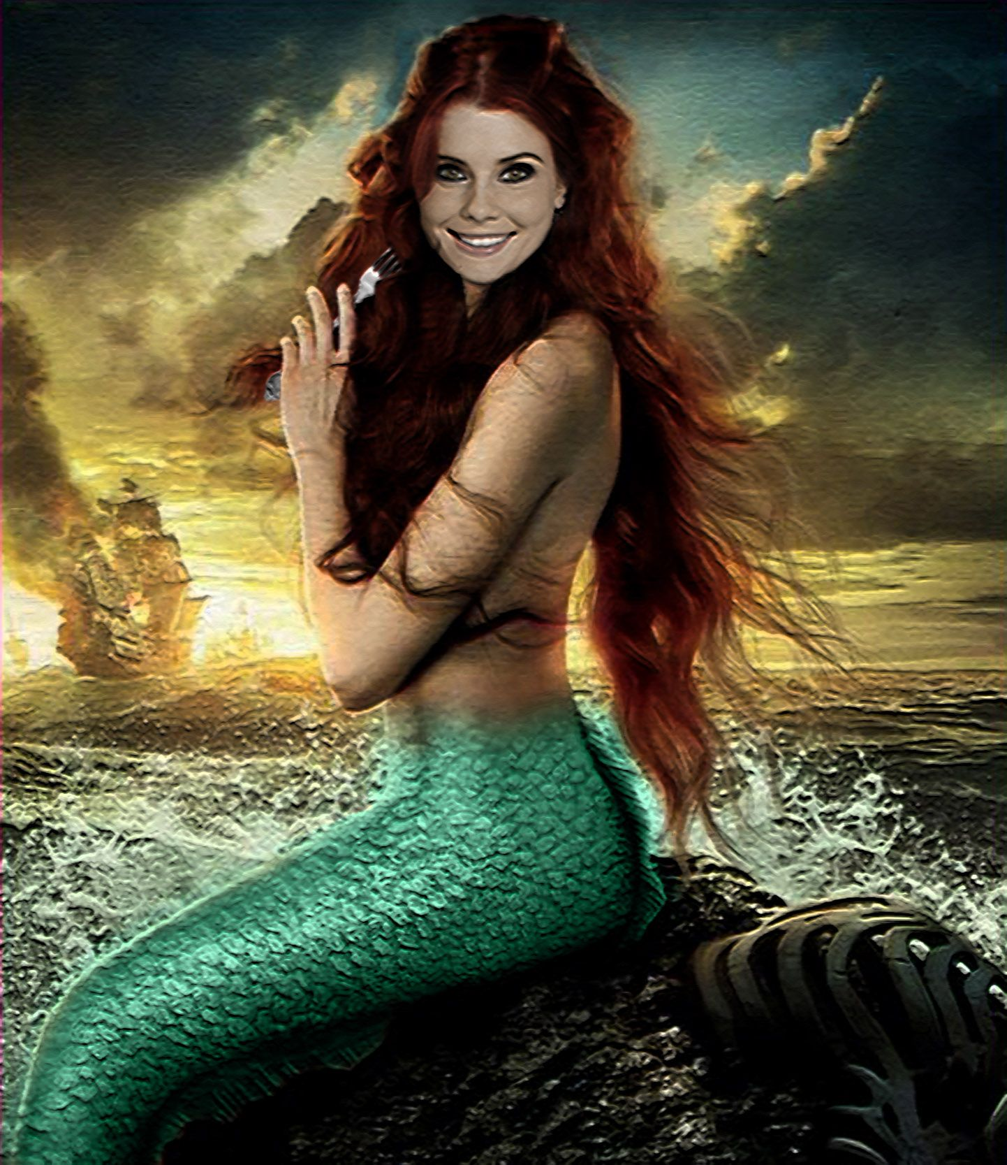 once upon a time abc ariel ariel once upon a time once upon a