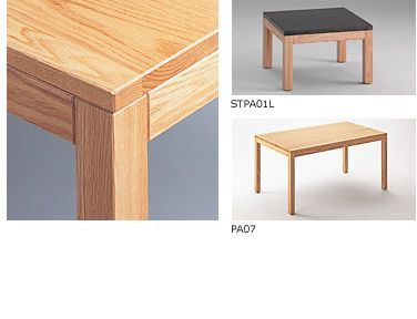 Adden Furniture   Parsons Tables