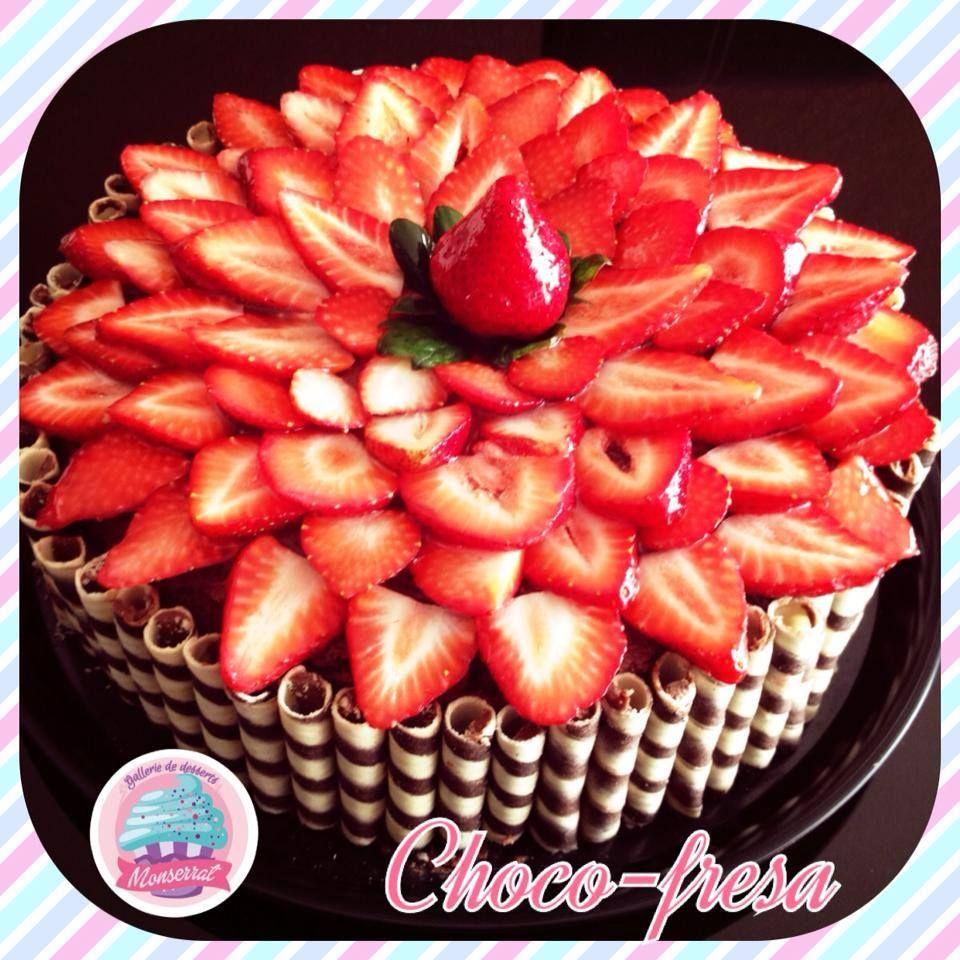Un hermoso pastel!!! Ademas Delicioso!!! Pastel de chocolate ...