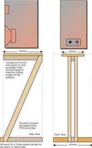 Diy Wood Speaker Stands crib design plans diy ideas ...