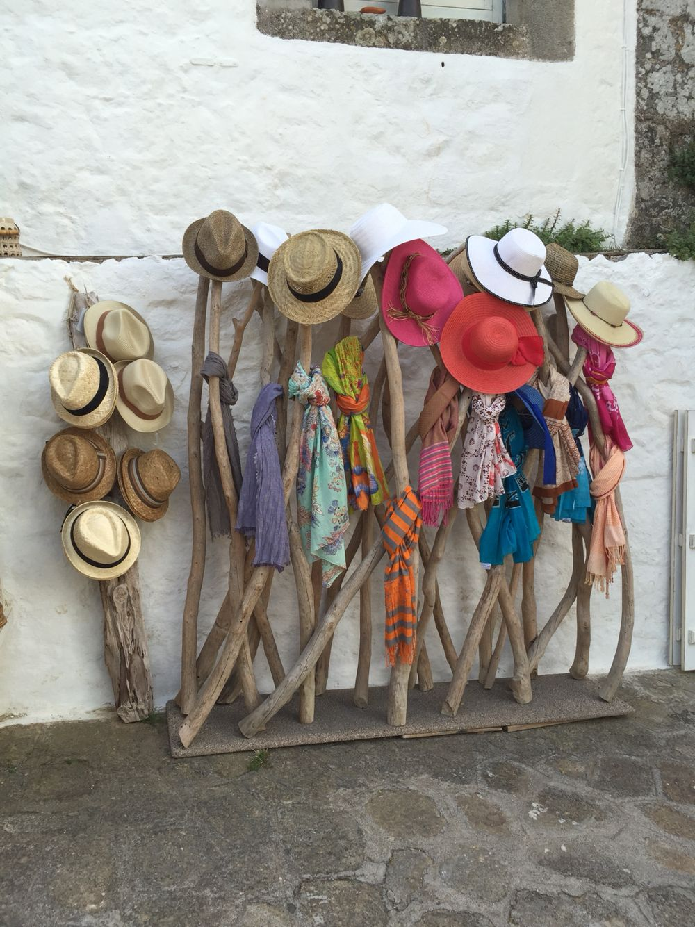Boutique in Patmos