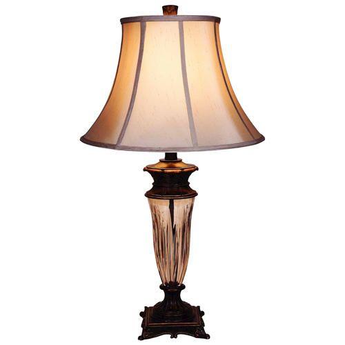Patriot Lighting Elegant Home Cynthia 1 Light 33 H Bronze Table Lamp At Menards Bronze Table Lamp Lamp Table Lamp