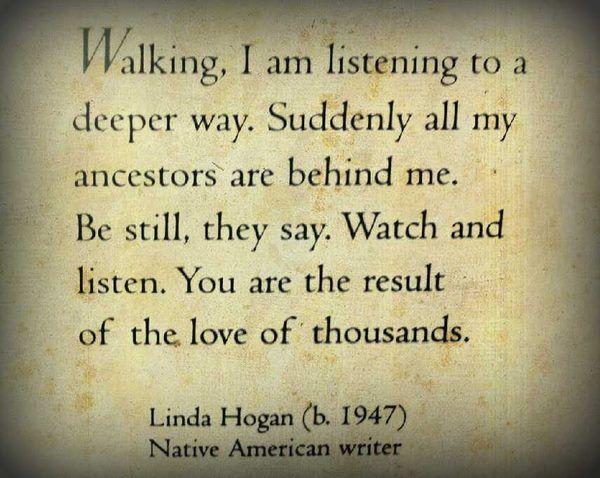 hyvä laatu hyvä laatu kohtuullinen hinta Linda Hogan quote   Quotable Quotes   Native american quotes ...
