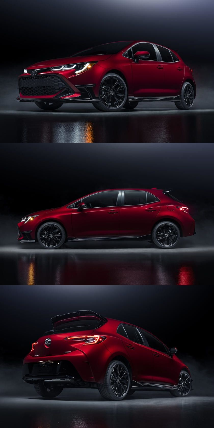 2021 Toyota Corolla Hatchback Special Edition Looks Brilliant But It S Not The Corolla We Really Wan Toyota Corolla Hatchback Corolla Hatchback Toyota Corolla