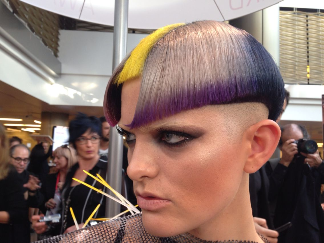 Wella trend vision monaco hair by lindal salmon australia