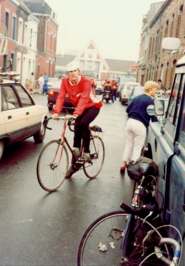 Paris-Roubaix Cyclo (1985) - Kevin 'Herbie' Blackburn - reviewmybike.com by cyclists for cyclists