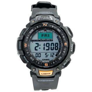 Casio Men's Pathfinder Triple Sensor Altimeter/Barometer