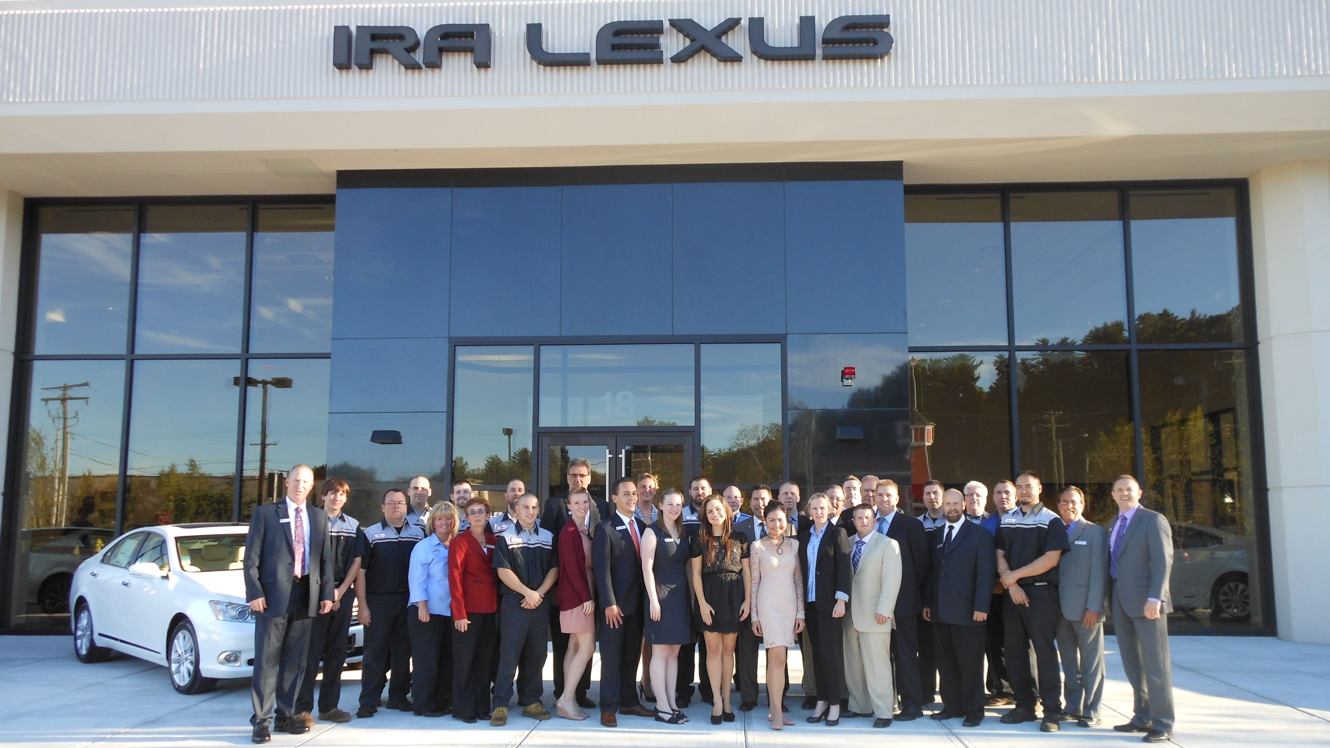 Ira Lexus Of Manchester >> Our Grand Opening Ira Lexus Of Manchester Bedford New