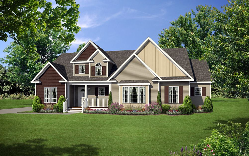 This Beautiful 3 Bedroom 2 Bath Has 1 5 Floors And For Only 171 972 Thats 82 Per Sqft Modular Home Floor Plans Modular Homes Modular Floor Plans