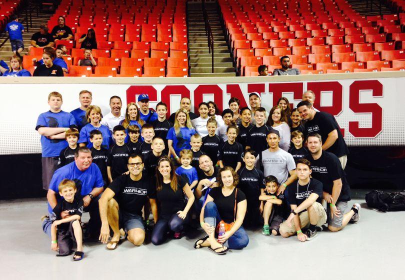 Warrior Martial Arts Academy Beats 52 Teams in Oklahoma