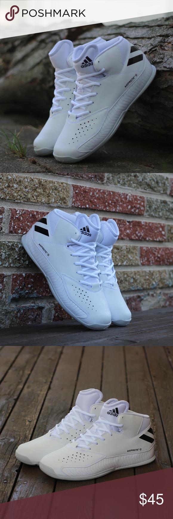 3686c18c5f0 Adidas Mens Nxt Lvl Spd V Basketball Shoes BW0624 Brand New