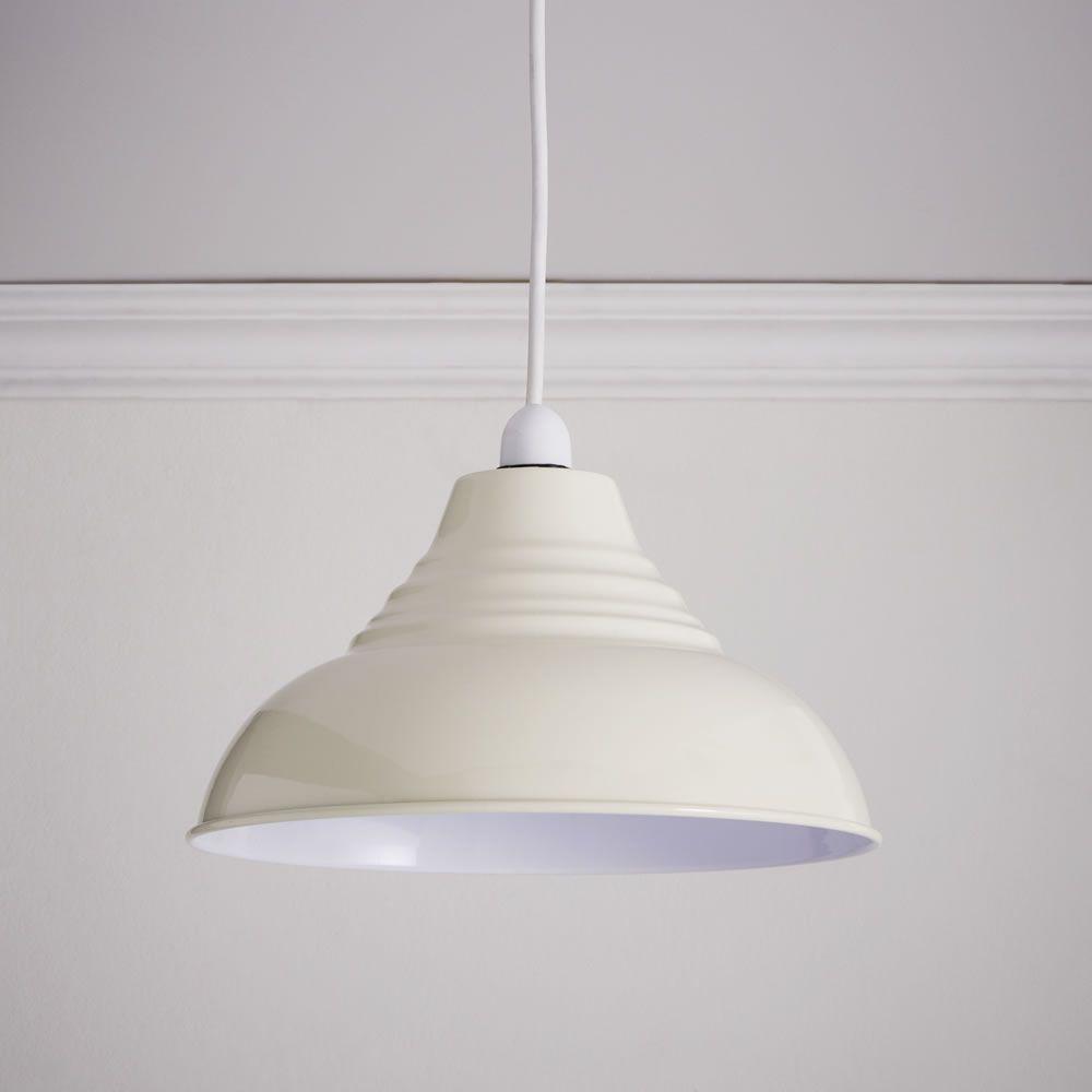 Vintage Cream Pendant Light Shade Pendant Light Shades Kitchen Light Shades Pendant Light