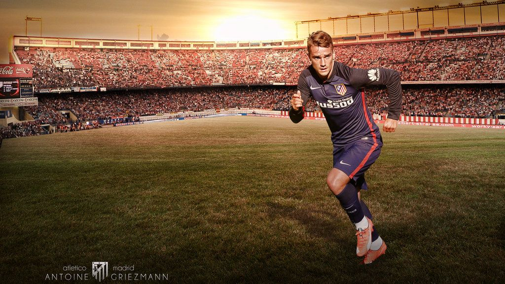 Download Antoine Griezmann HD Picture