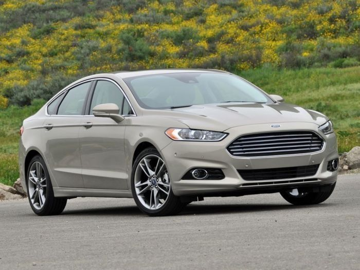 2019 Ford Fusion Hybrid Review And Specs Ford Fusion Car Car Ford