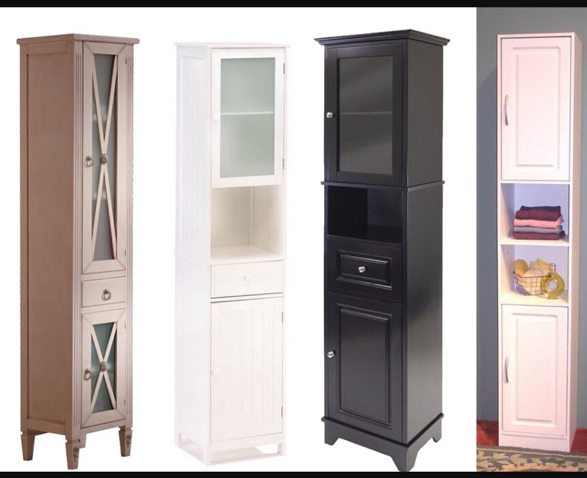 Narrow Cabinets With Doors Ideas On Foter In 2021 Narrow Cabinet Cabinet Doors Small Storage Cabinet