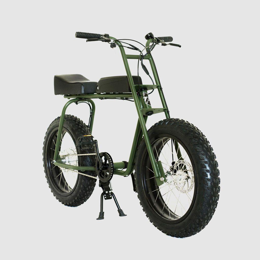 Kein richtiges Fahrrad, aber auch kein Motorrad: DasSuper 73 Scout gleicht mit seiner Retro-Optik einem klassischen Moped, kommt aber mit der modernen Antriebstechnik eines E-Bikes. Fette Ballonreifen, ein filigranerStahlrahmen mit bequemem Sattel und eine aufrechte Sitzposition dank hohem Lenker: Das … Weiterlesen