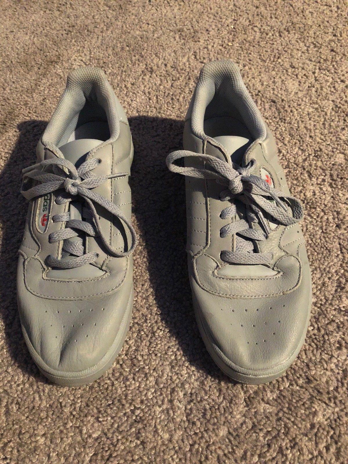 a369c9578 Adidas Yeezy Powerphase Calabasas Grey Size 7.5 CG6422 100 ...