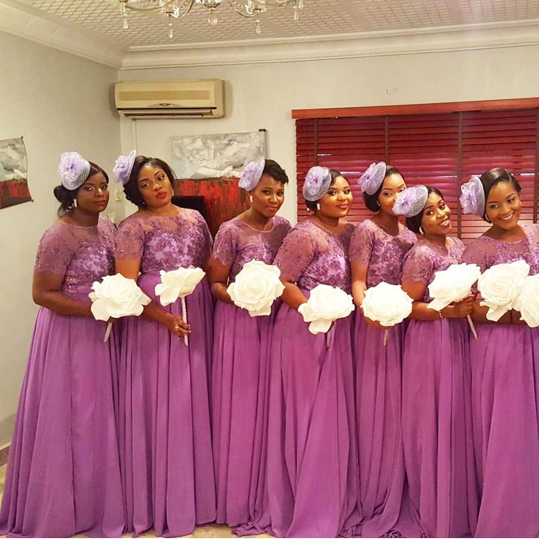 Some Of Vivienne Kpakol S Bridesmaids Planner