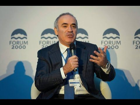 Гарри Каспаров - Кому Выгодно Избрание Трампа