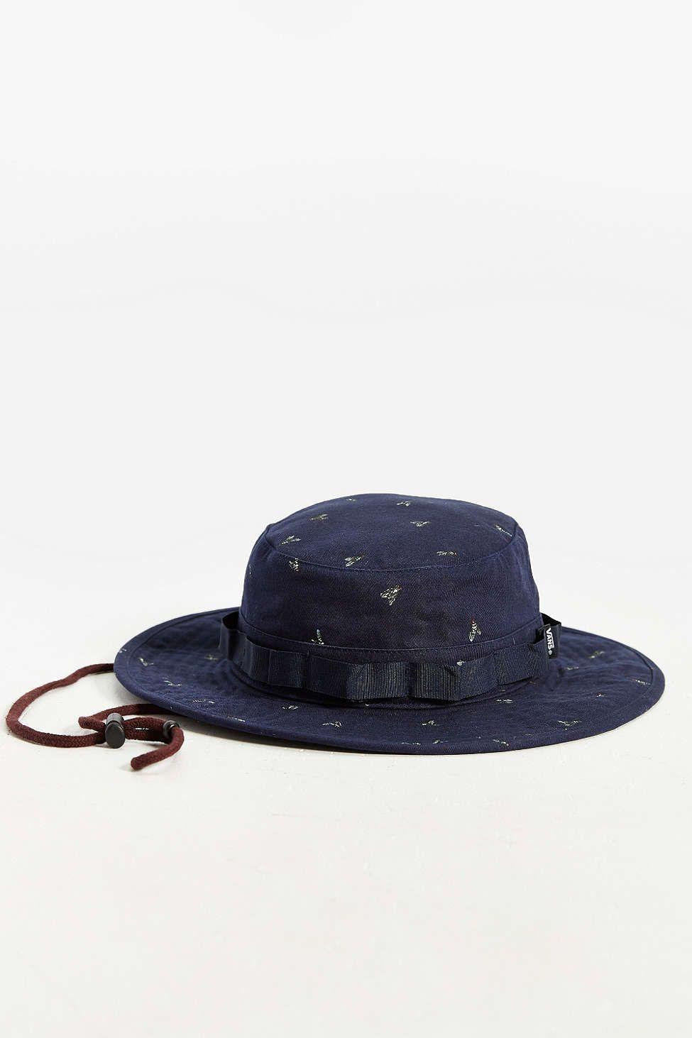 Vans Boonie Hat  b03ae99da818