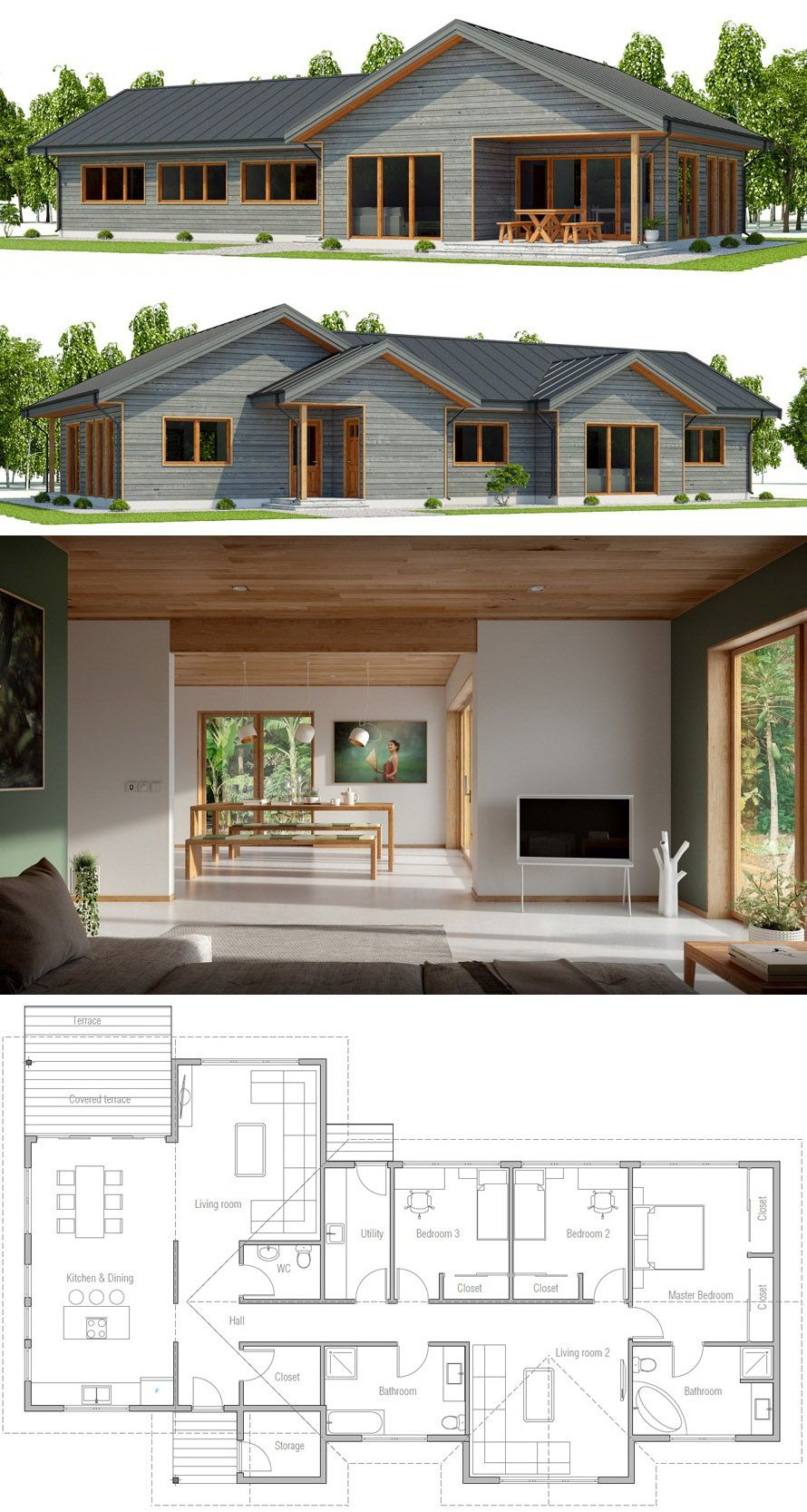 Classical house designs new plans modern dream small also best bungalow images home rh pinterest
