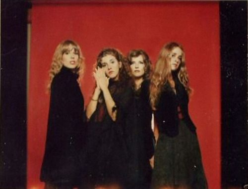 Mary Torrey, Stevie Nicks, Robin Anderson, Christy Alsbury