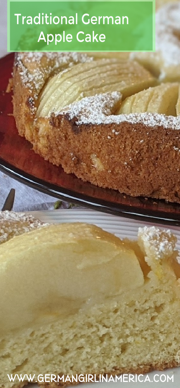Authentic German Apple Cake Recipe Recipe In 2020 German Apple Cake Cake Recipes Apple Cake