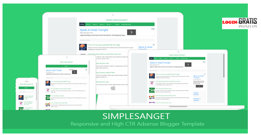 Download High Ctr Template Blog In 2020 Blogger Templates Templates Blog Templates Free
