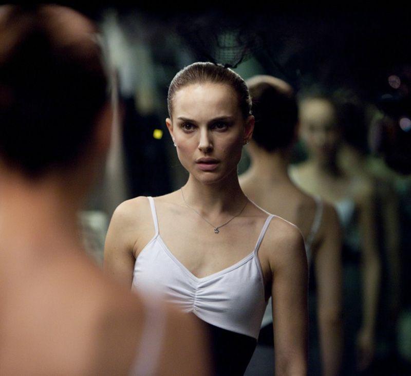 "Natalie Portman en ""Cisne Negro"""