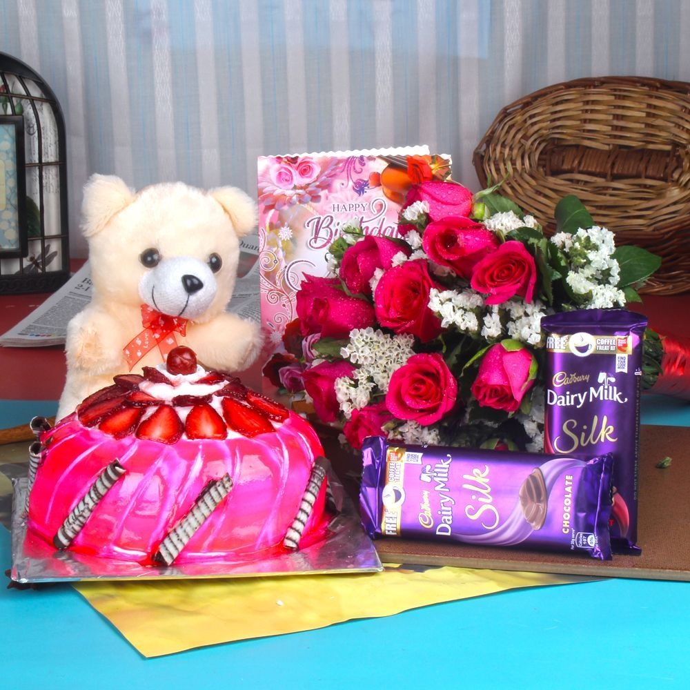 Send Birthday Gifts Online : Buy And Send Birthday Gifts