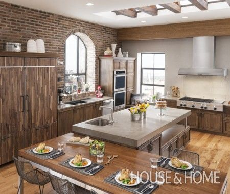 Create A Restaurant Style Kitchen House Home