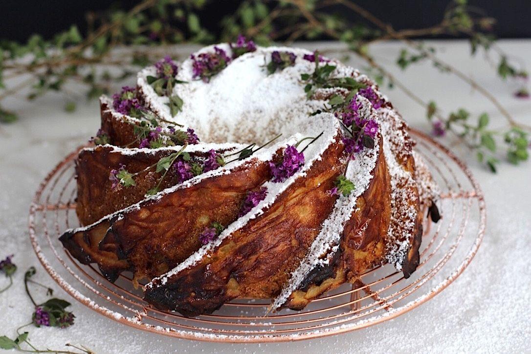 apple cinnamon rice cakes gluten free