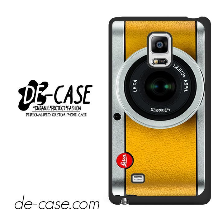 Silver Yelow Leica Camera DEAL-9597 Samsung Phonecase Cover For Samsung Galaxy Note Edge