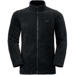 Photo of Jack Wolfskin fleece jacket men in large sizes Tavani Fleece Men 68 black Jack Wolfskin