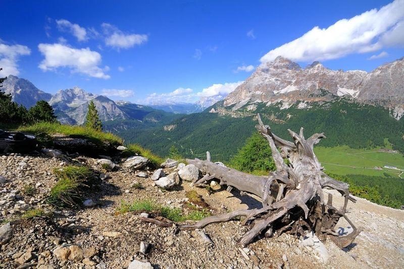 drecpy - Dymiace vrcholky hôr
