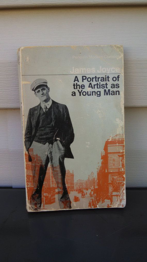 Vintage Edition of A Portrait of The Artist as by CollectorsAgency