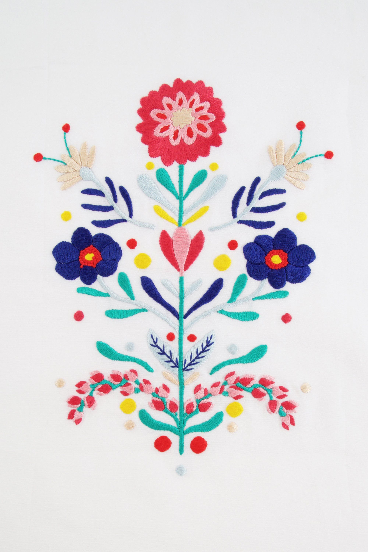 Bouquet fleuri illustrations pinterest motifs de broderie and